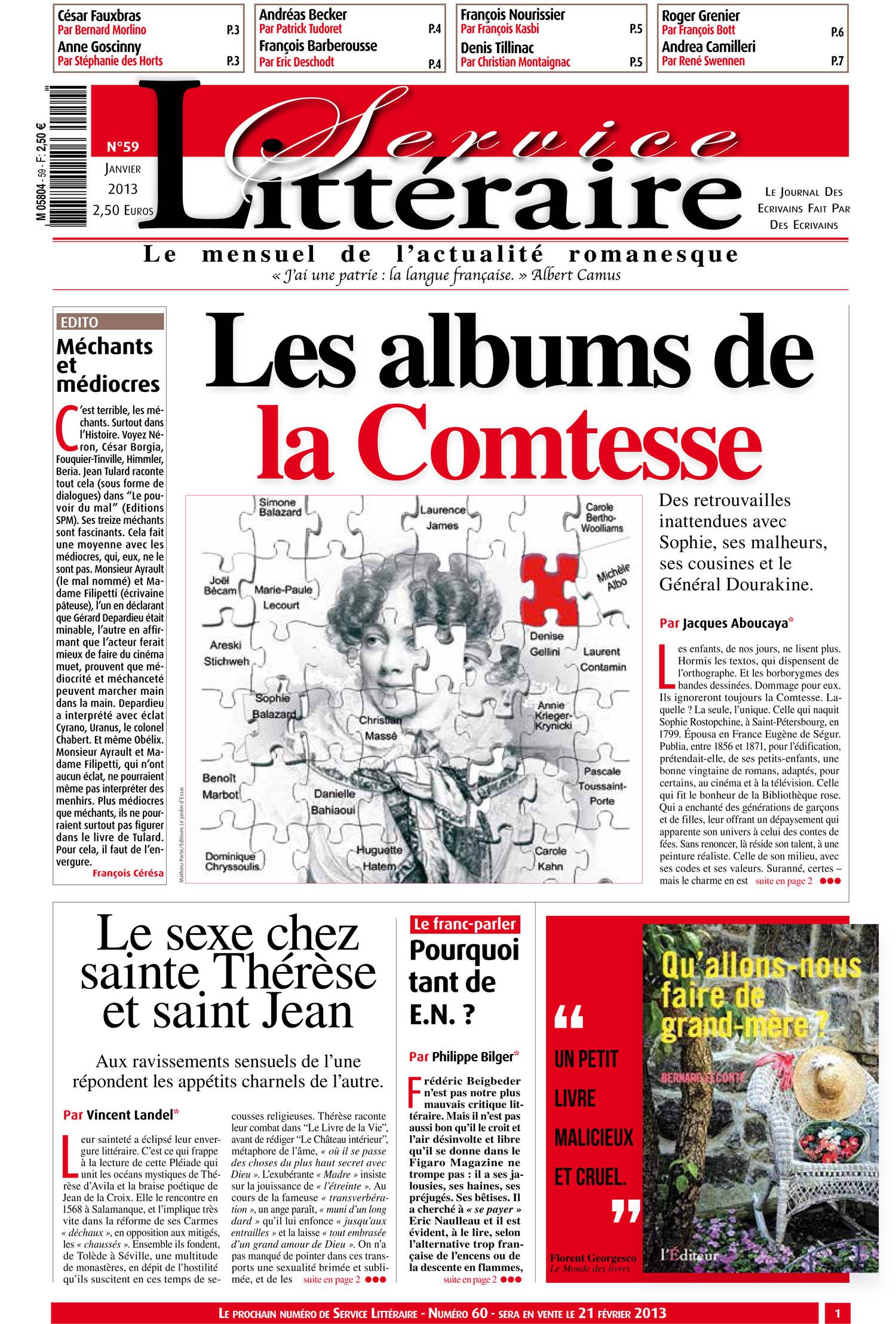 Albums-comtesse