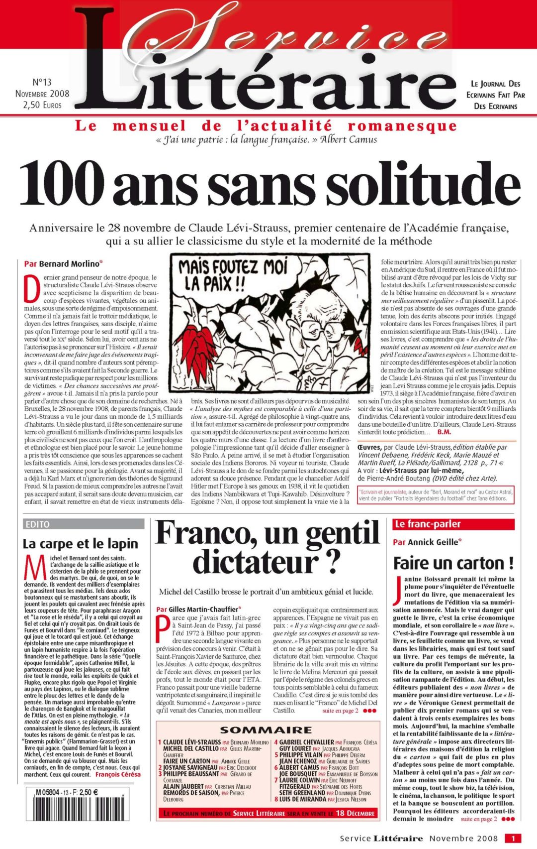 100 ans sans solitude