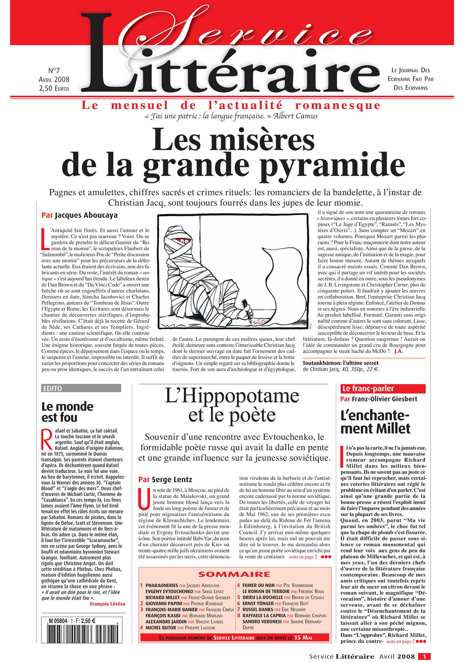 Les mystères de la grande Pyramide