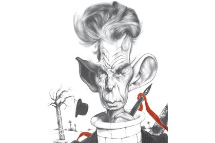 Beckett le désespéré métaphysique