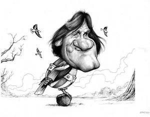 Gerard Depardieu 93
