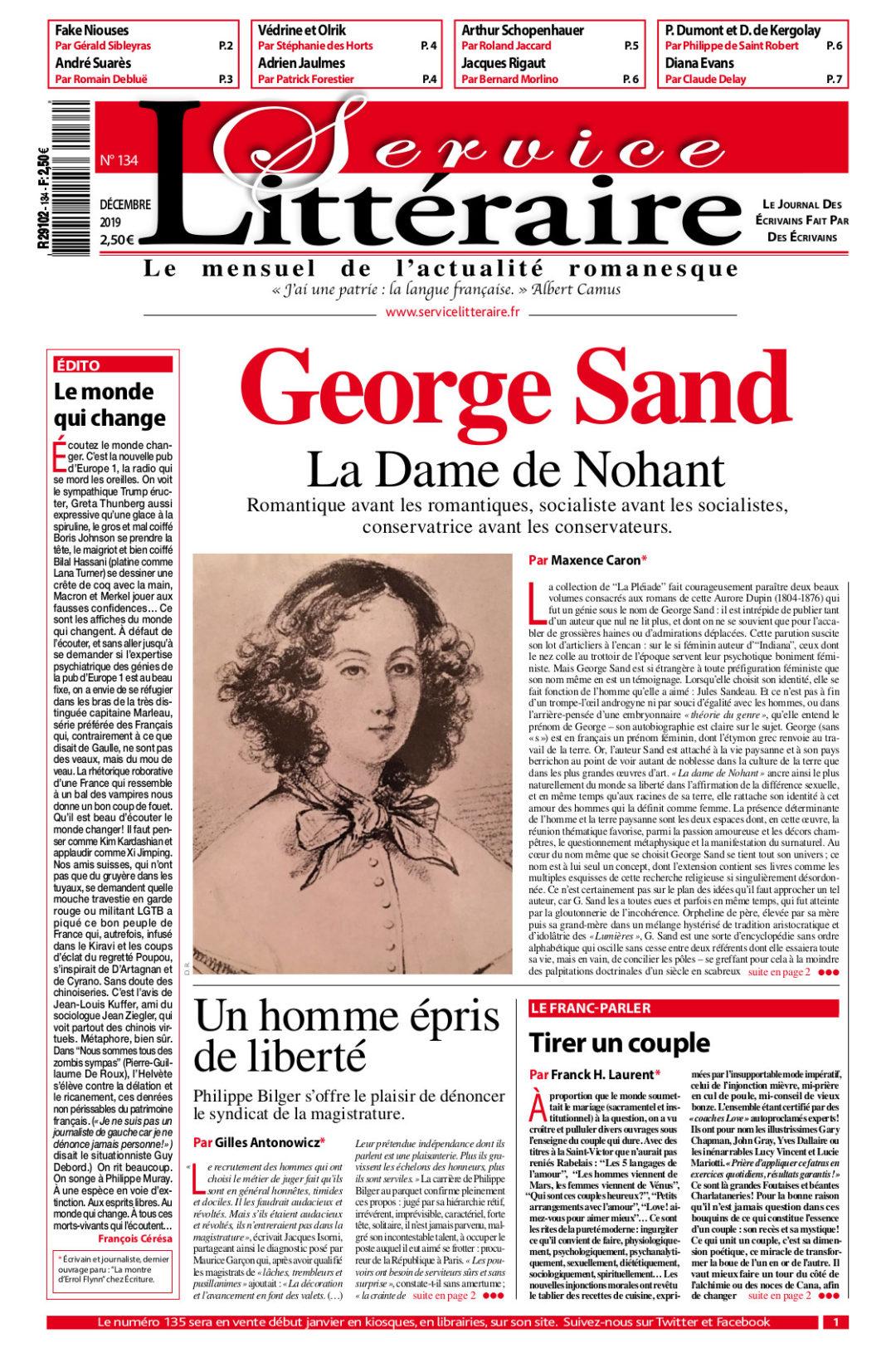 SL 134 George Sand