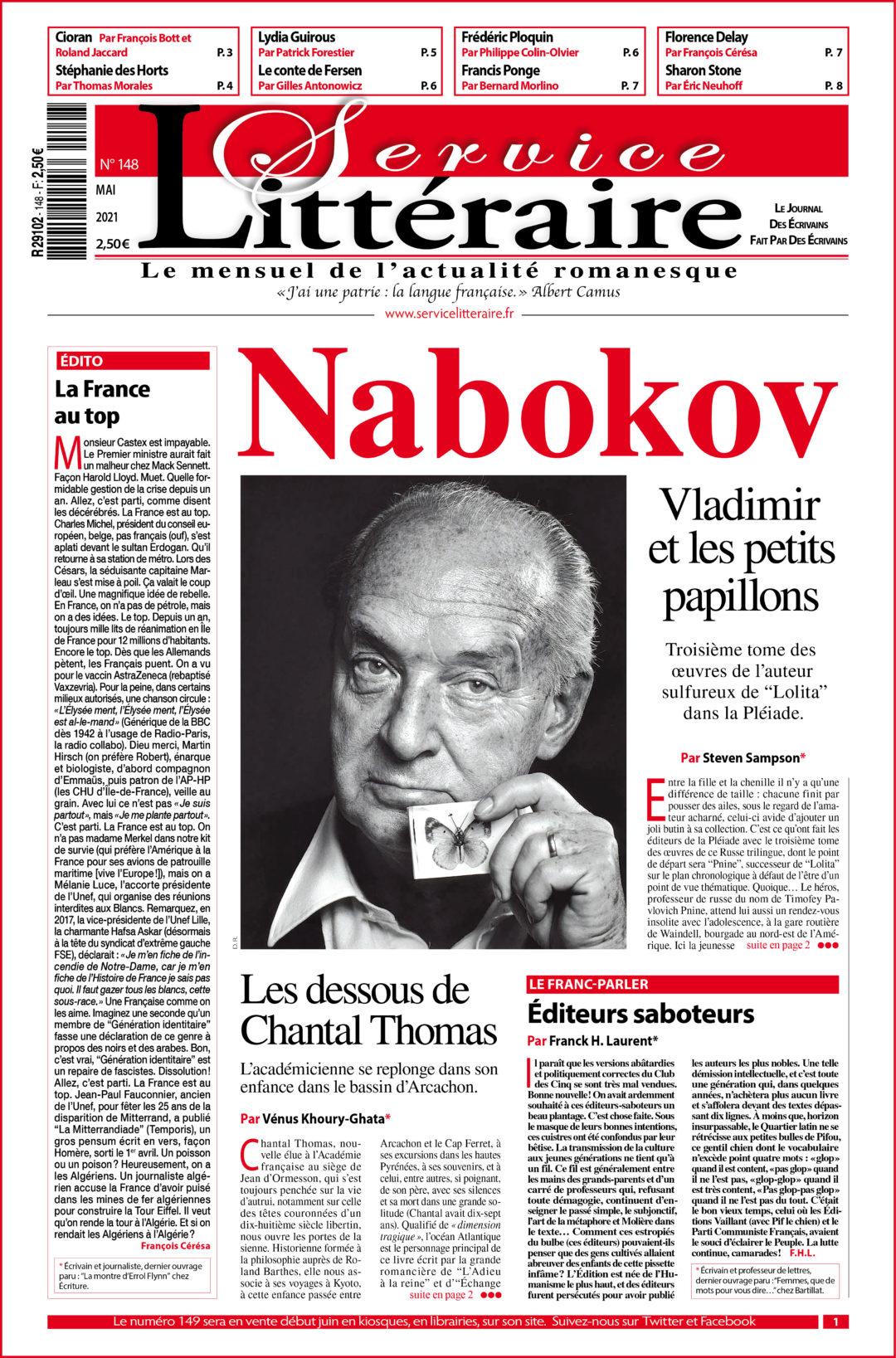 SL 148 - Nabokov Mai 2021
