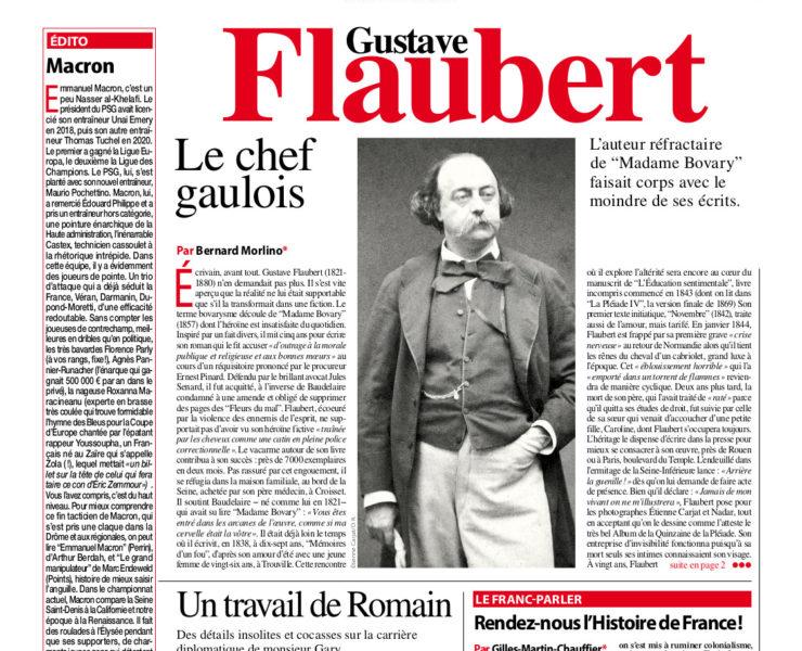 SL 150 Flaubert Juillet 2021